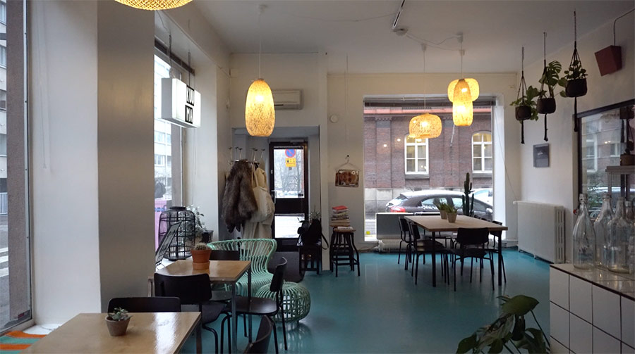 Coffee to die for · Kuuma Helsinki
