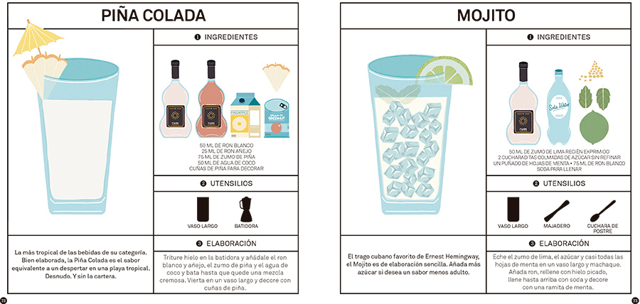 editorial cinco tintas manual cocteleria