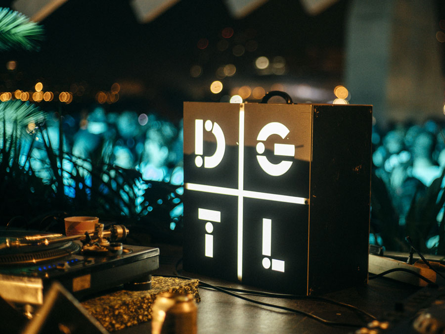 Festival música DGTL