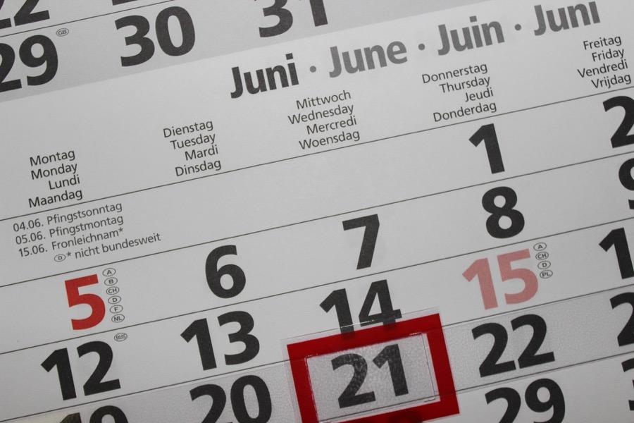 Los 12 días más raros del mundo