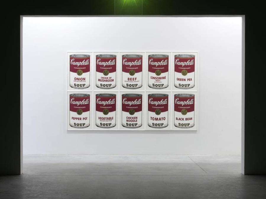 Warhol aterriza en Barcelona