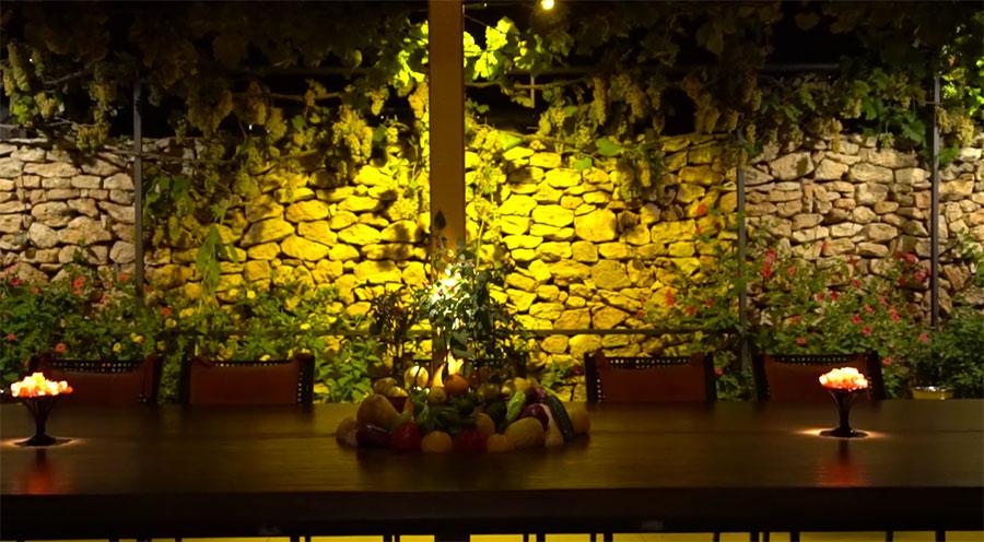 las dos lunas de ibiza restaurante