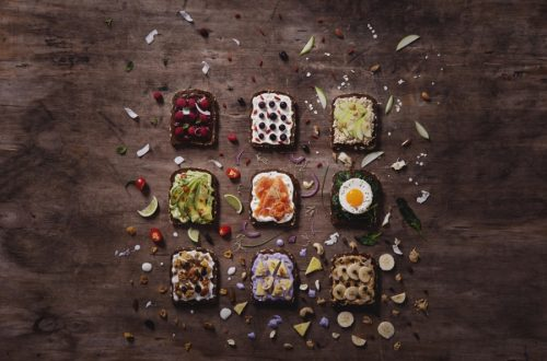 El auge de la fotografía de comida