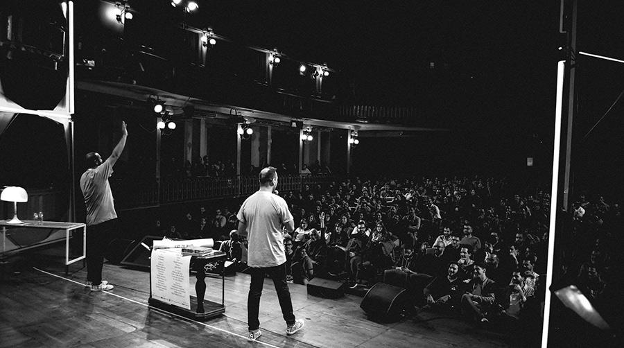 Entrevista a los directores del Blanc Festival · «Varietés»