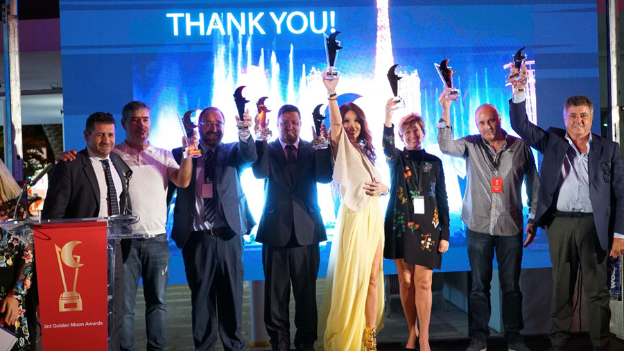 international nightlife congress golden moon awards