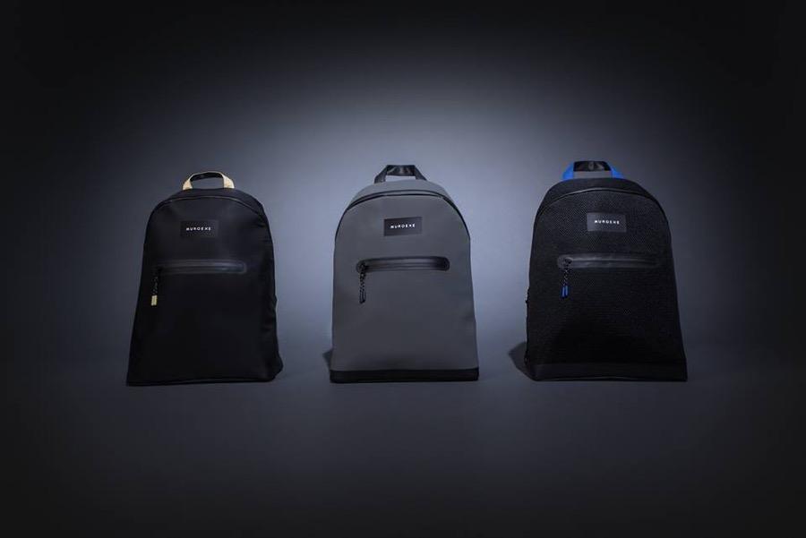 Así son las mochilas de Muroexe