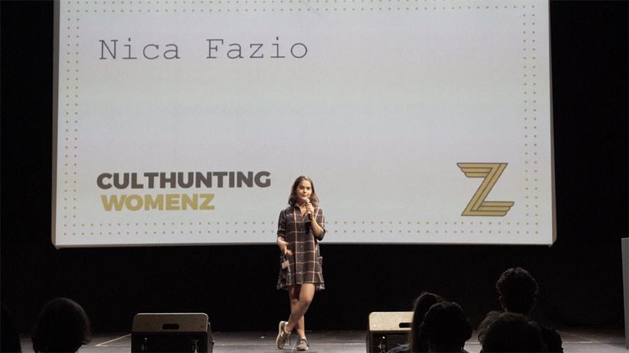 nica fazio culthunting womenz 2017