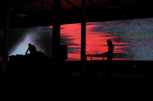 El futuro es electrónica y visuales · Mira Festival 2017