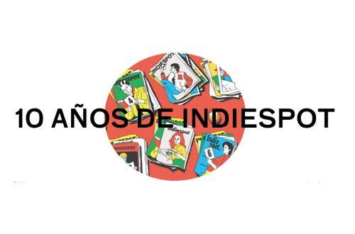 Indiespot en papel para celebrar su décimo Aniversario