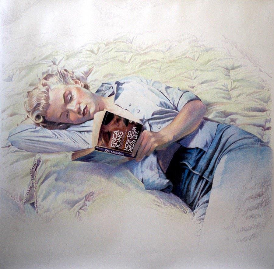 Eric Yahnker Marilyn Monroe