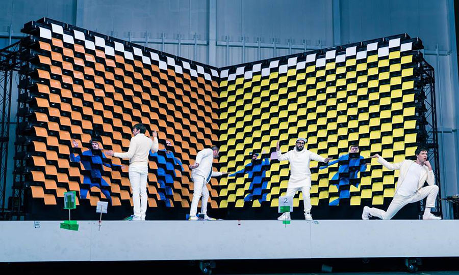 Un recorrido por los videoclips de OK Go