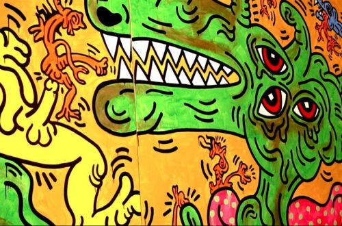 Keith Haring en Ibiza