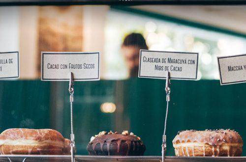 La Donutería de Barcelona, dónuts, dónuts y más dónuts