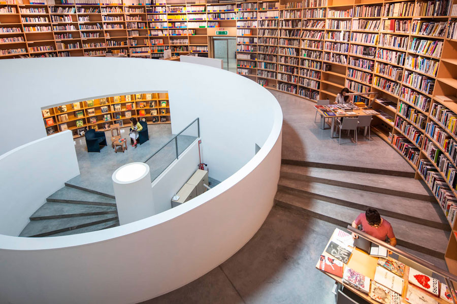 fabrica library