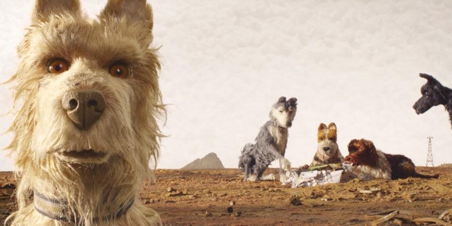 wes anderson isle of dogs