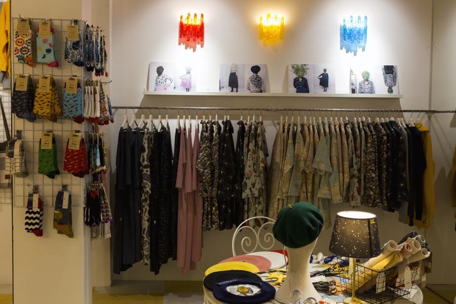 tienda Madrid peSeta