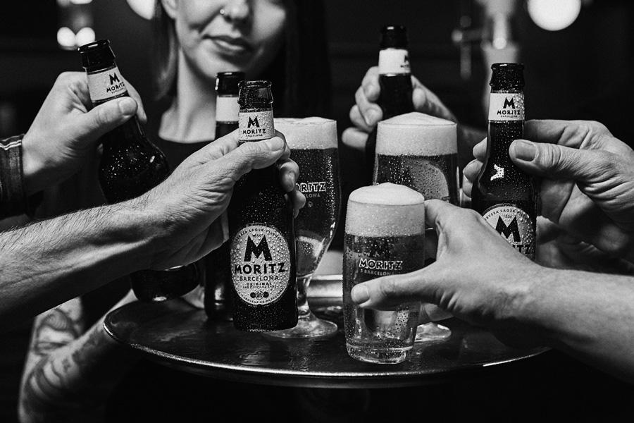 cerveza barcelona moritz