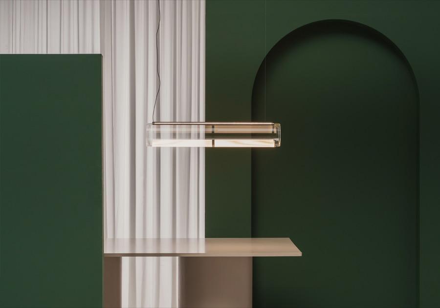 Luz, diseño y espacio