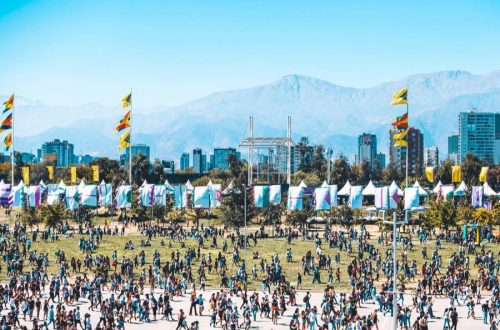 Lollapalooza Santiago de Chile