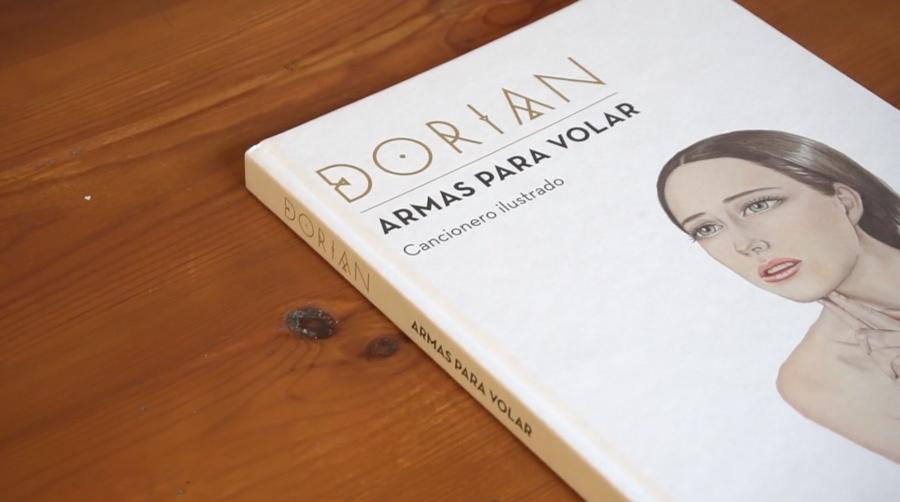 libros sant jordi dorian