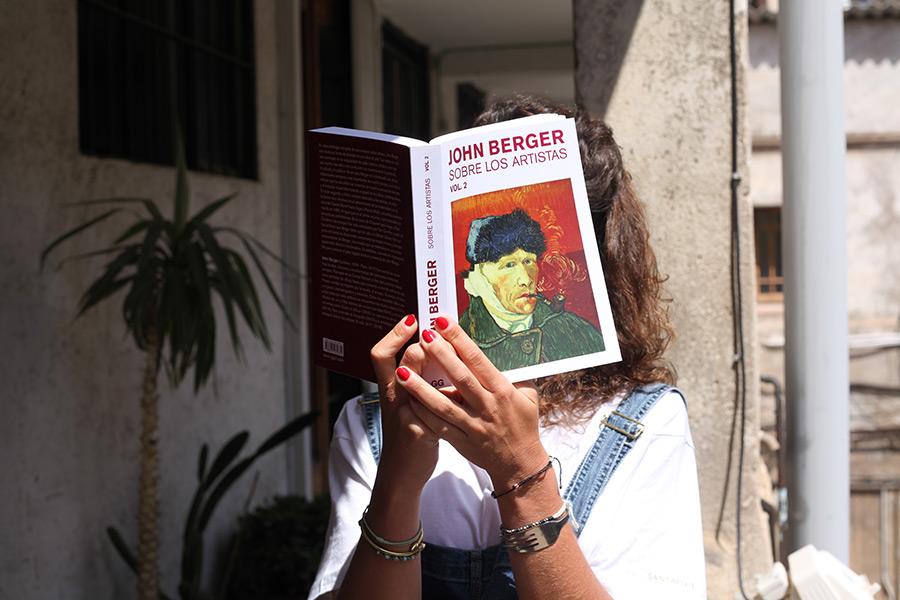 libros sant jordi john berger