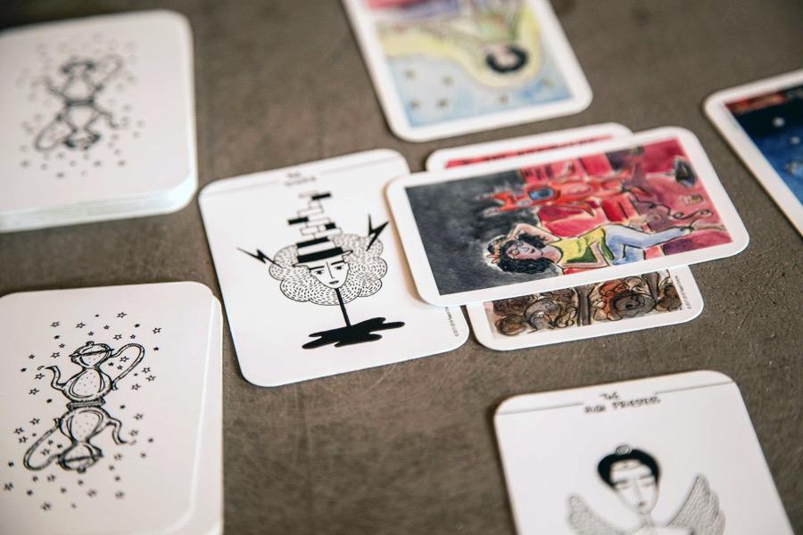 teapot oracles cartas
