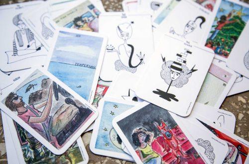 Teapot Oracle, cuando se unen tarot y arte