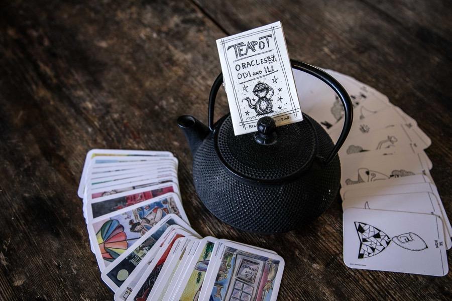 teapot tarot