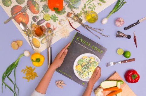 5 libros de recetas veraniegas