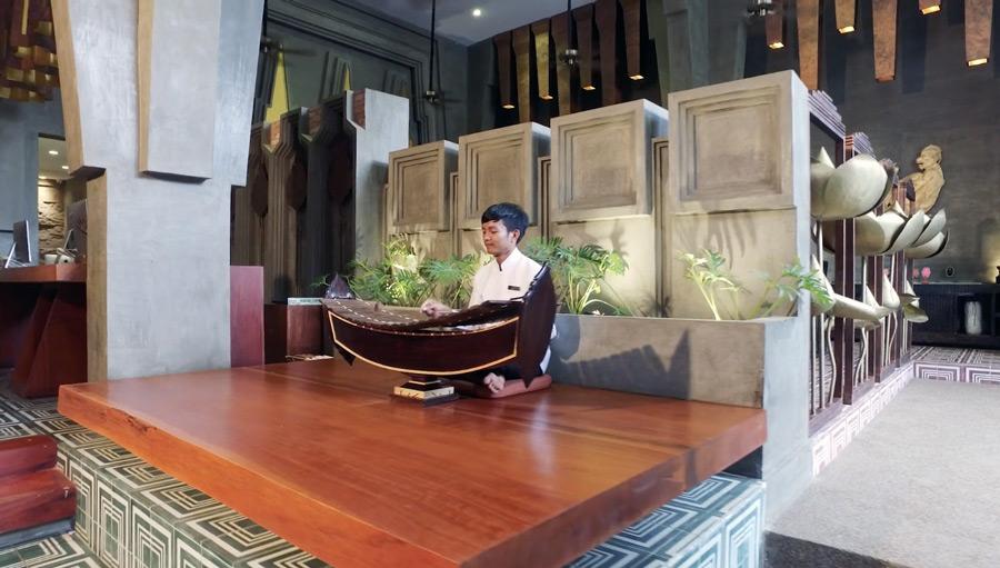 hotel golden temploe camboya