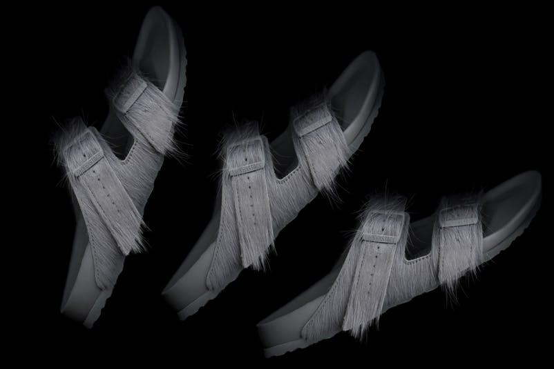 Zapatos que de feos son bonitos