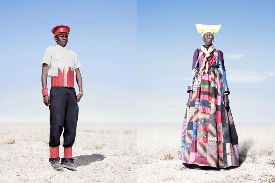 namibia trajes victorianos