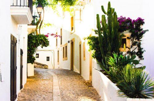 Planes poco convencionales en Ibiza