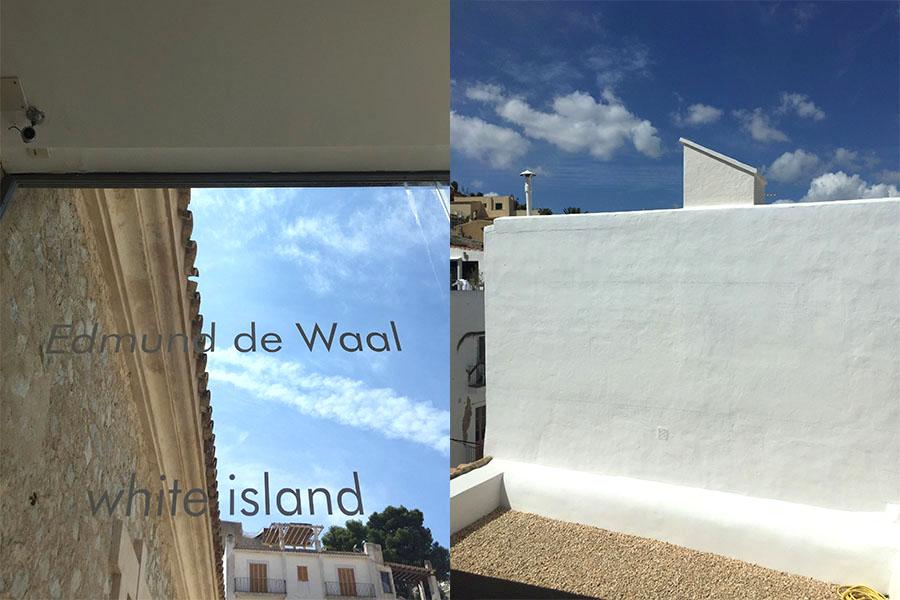 edmund de waal ibiza