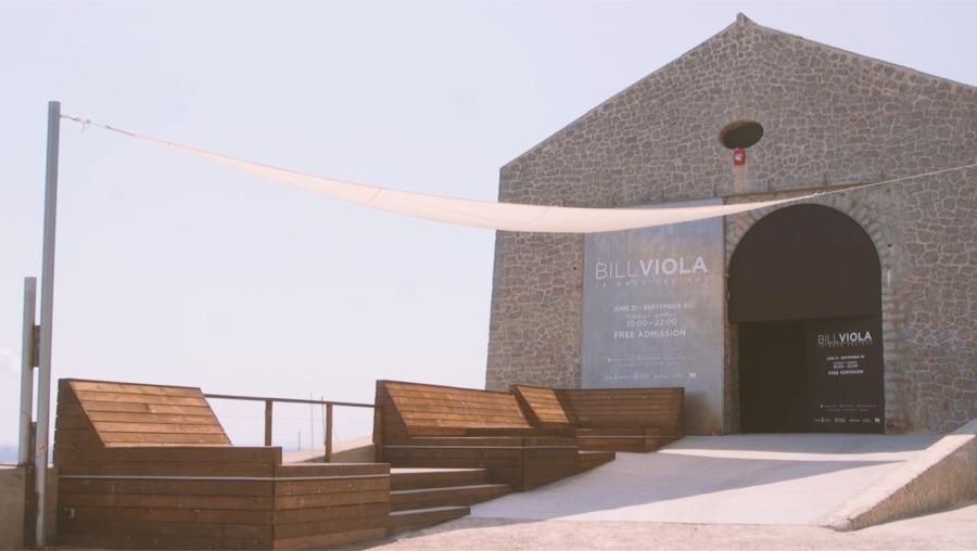 Lio Malca, galerista, coleccionista y enamorado de Ibiza