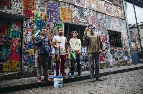 Paste Up: las paredes de Buenos Aires gritan