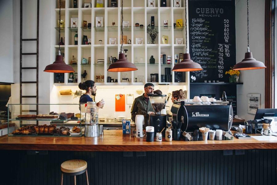 El Sommelier del café porteño