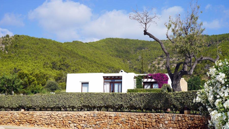Casa Maca, hotel rural en Ibiza