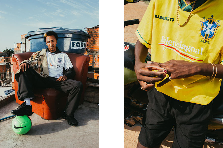 les vetements de football nss magazine