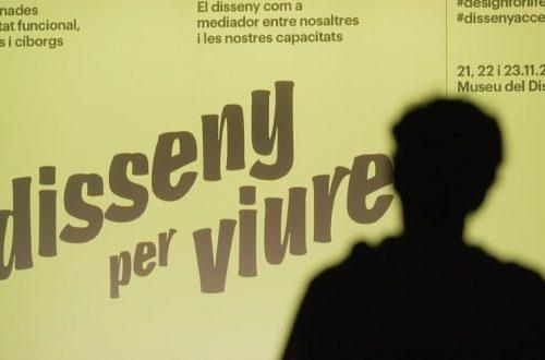 "3ª Jornadas ""Disseny per Viure"""