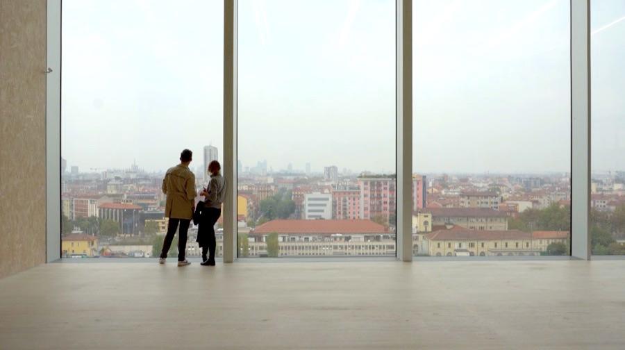 Fondazione Prada y Bar Luce