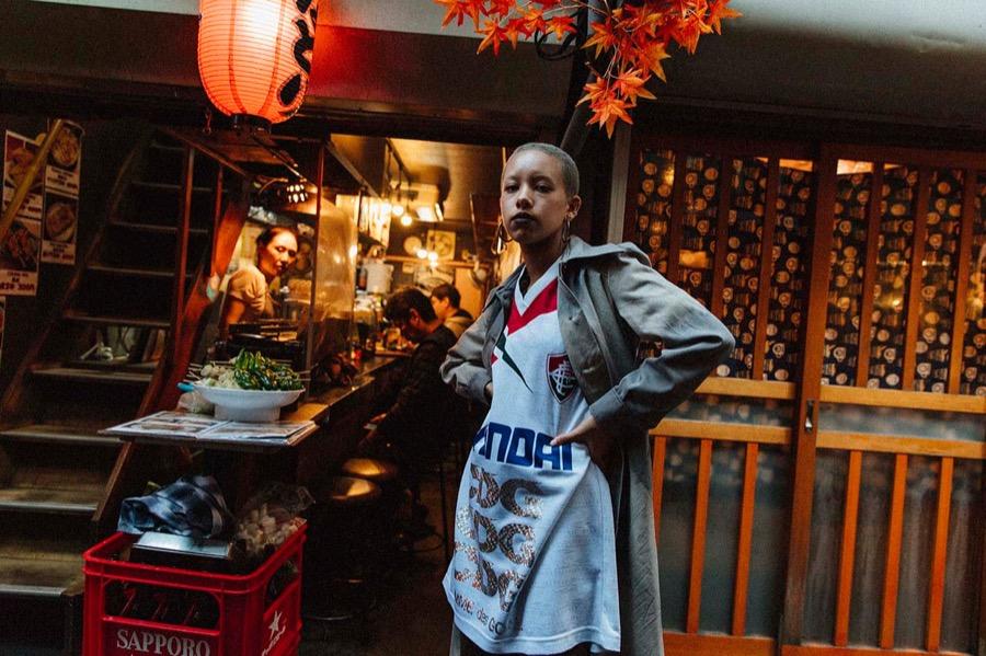 les vetements de football tokyo