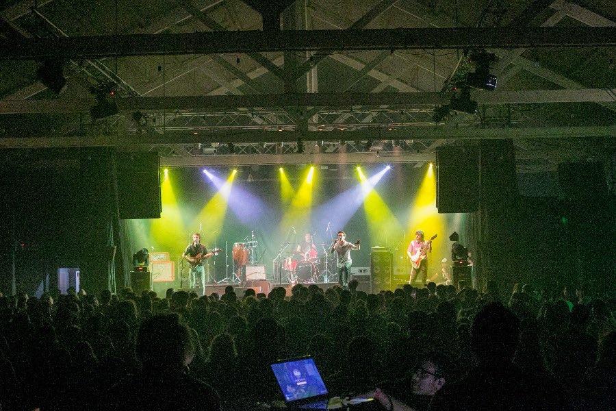 la nueva generación festival música