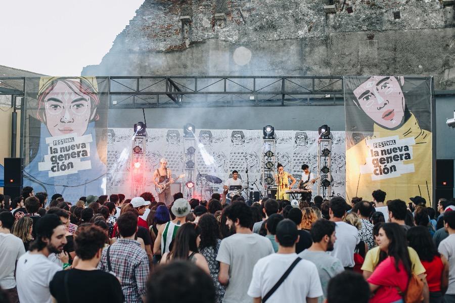 El indie argentino aterriza en Uruguay
