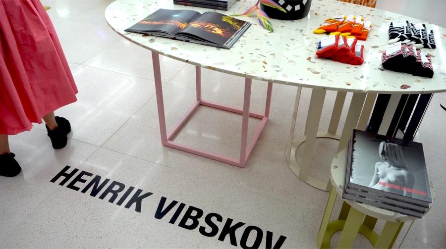 Henrik Vibskov concept store