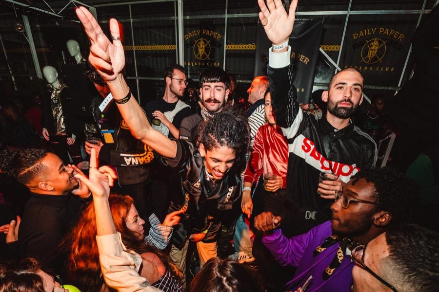 Daily Paper x Havana Club y su fiesta en Amberes