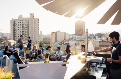Yurbban, las rooftops de Barcelona