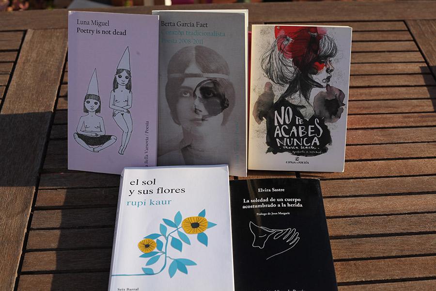 Poesía en clave femenina