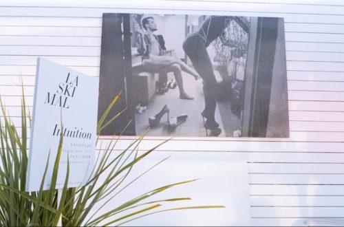 La Skimal y su exposición «Intuición»