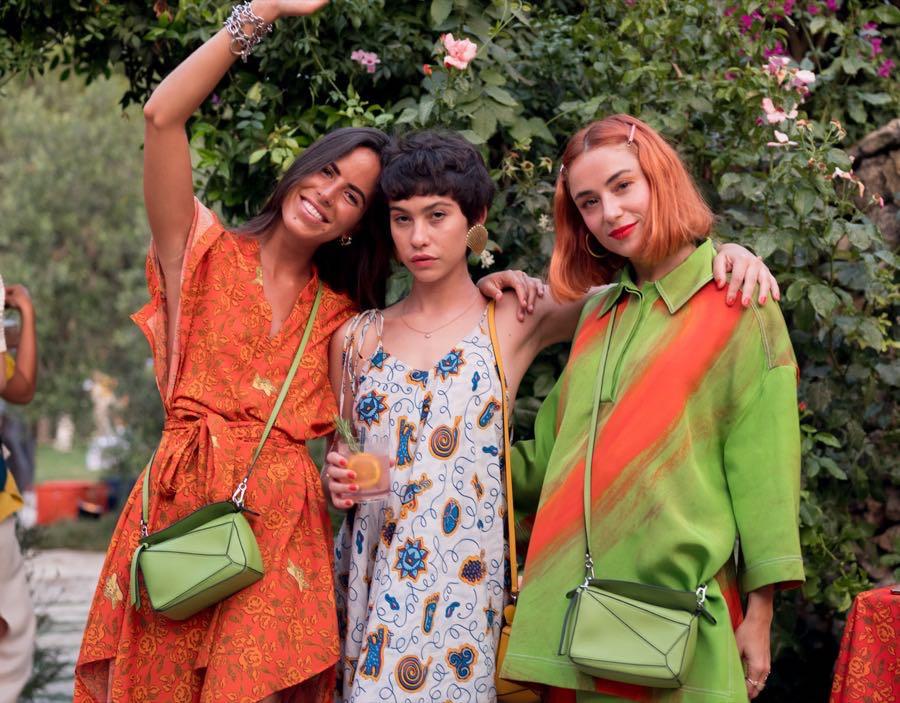Loewe fiesta verano Ibiza